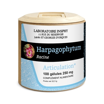 COMPLEMENT ALIMENTAIRE HARPAGOPHYTUM