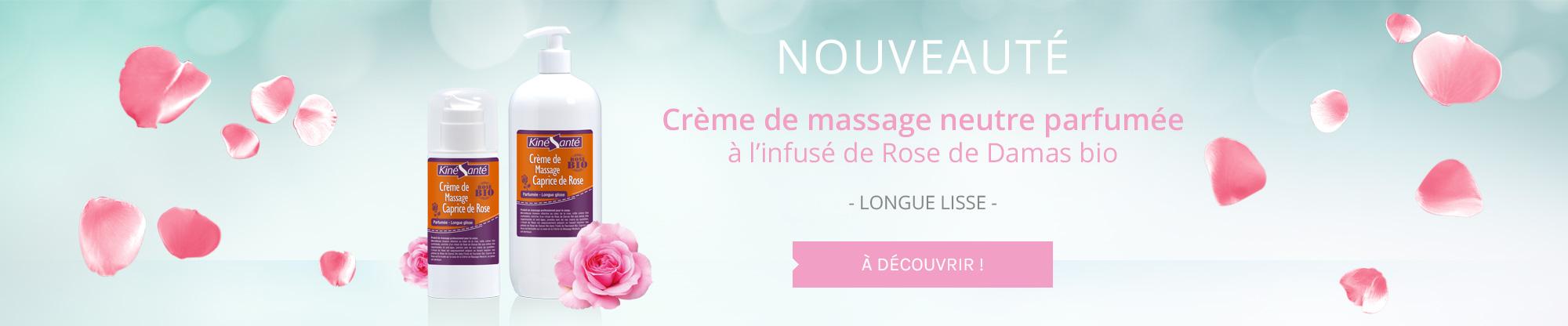 NOUVEAUTE - Creme Caprice de Rose
